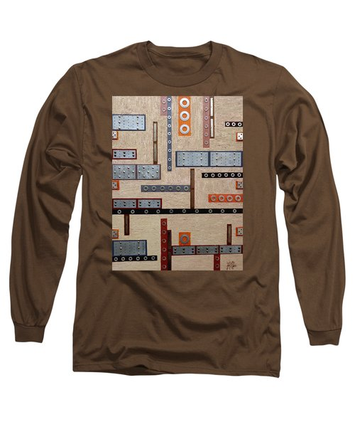 Make Mine Metal Long Sleeve T-Shirt by Tara Hutton