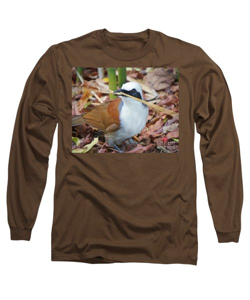 Making A Nest Long Sleeve T-Shirt