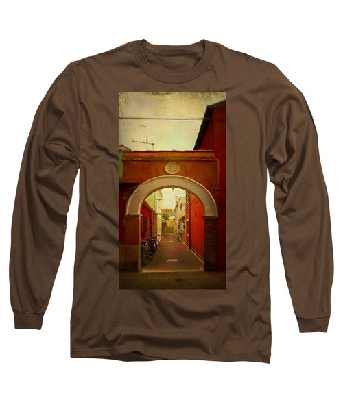 Malamocco Arch No1 Long Sleeve T-Shirt
