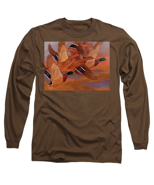 Mallards Long Sleeve T-Shirt
