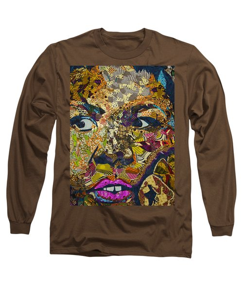 Mama's Watching Long Sleeve T-Shirt by Apanaki Temitayo M