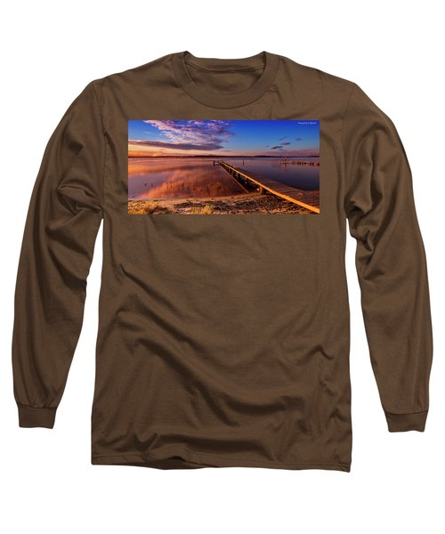Manning Point 666 Long Sleeve T-Shirt by Kevin Chippindall