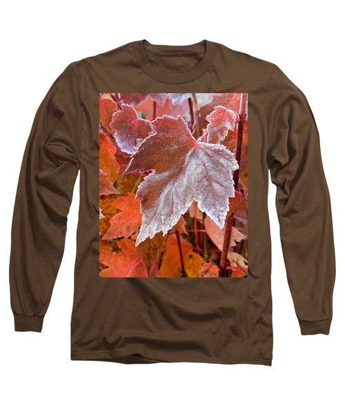 Maple Frost  Long Sleeve T-Shirt
