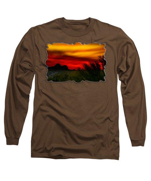 Marana Sunset H01 Long Sleeve T-Shirt