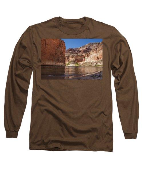 Marble Canyon Grand Canyon National Park Long Sleeve T-Shirt