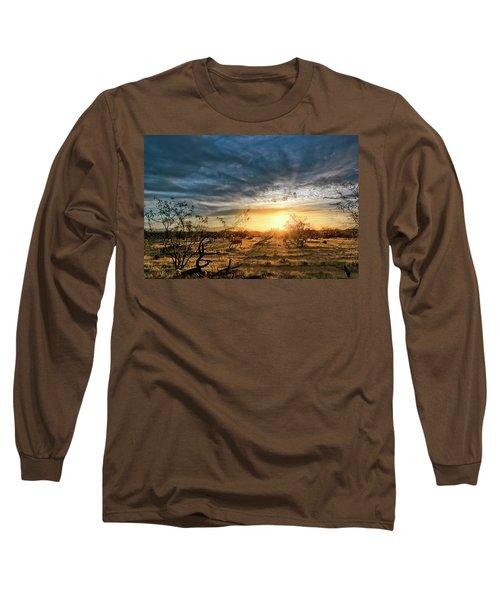 March Sunrise Long Sleeve T-Shirt