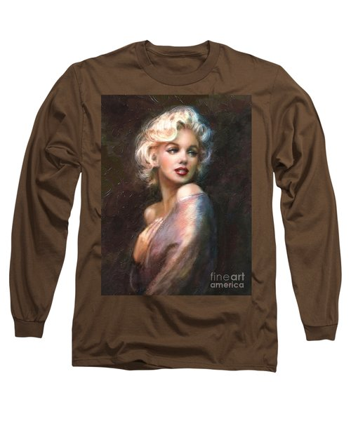 Marilyn Romantic Ww 1 Long Sleeve T-Shirt