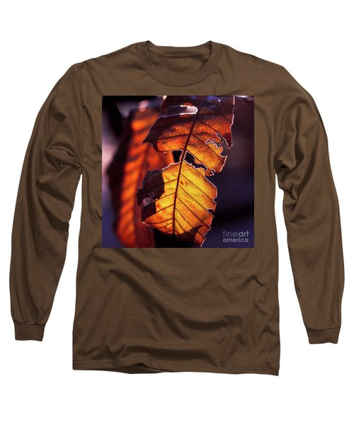 Maron Long Sleeve T-Shirt
