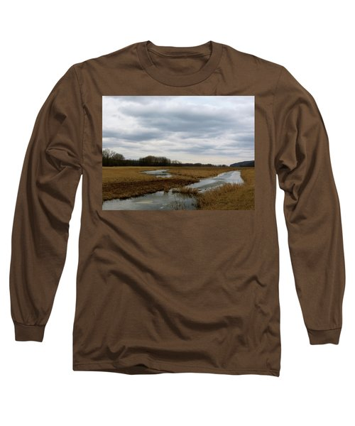 Marsh Day Long Sleeve T-Shirt