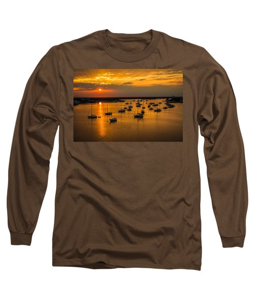 Matanzas Harbor Long Sleeve T-Shirt
