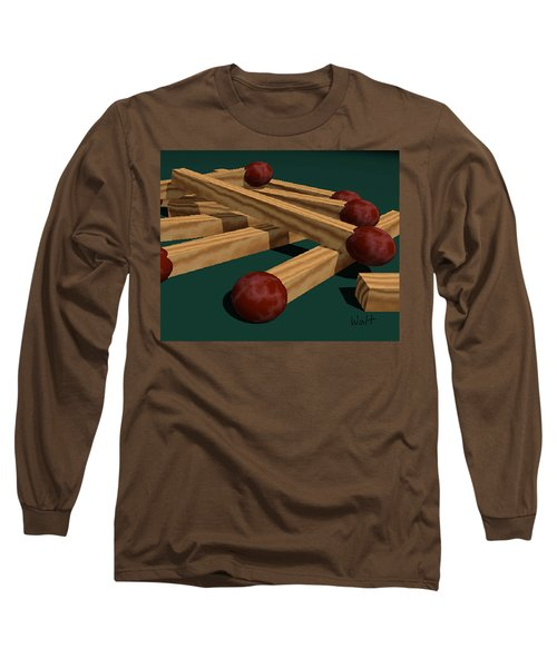 Matches Long Sleeve T-Shirt