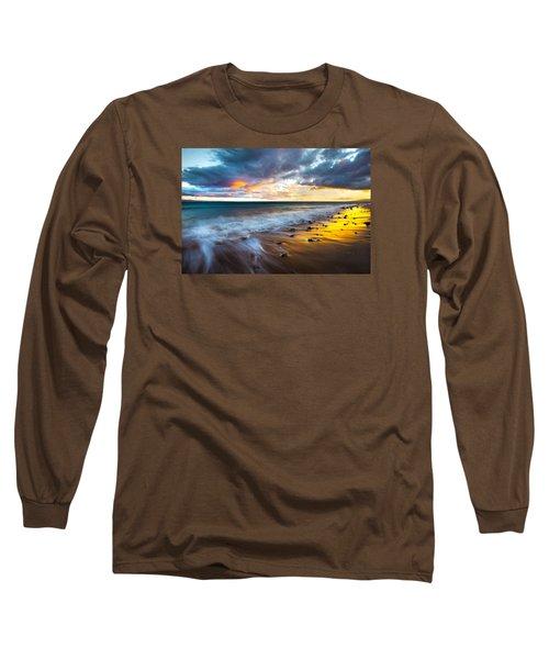 Maui Shores Long Sleeve T-Shirt