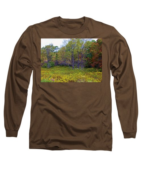 Meadow Of Gold Long Sleeve T-Shirt