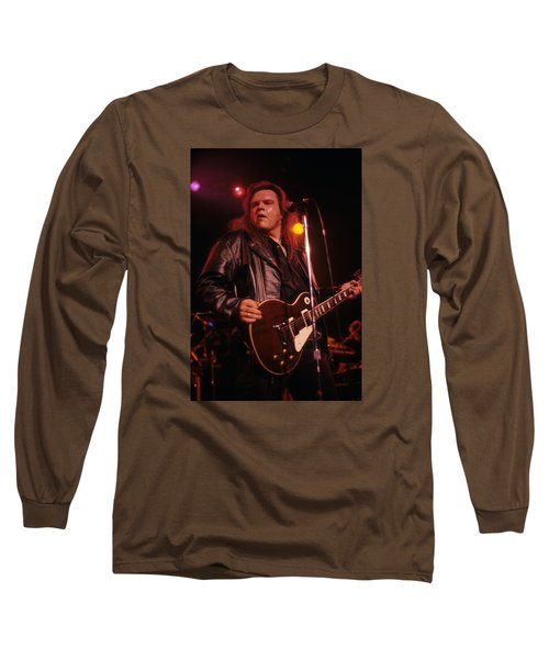 Meatloaf Long Sleeve T-Shirt