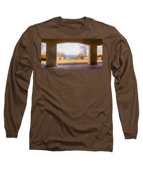 Mediterranean Dreams Long Sleeve T-Shirt
