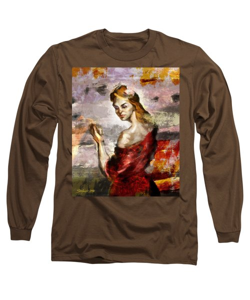 Melancholia II Long Sleeve T-Shirt