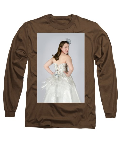 Melisa In Ready To Ship 2 Long Sleeve T-Shirt