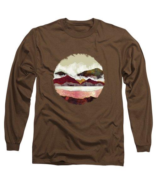 Melon Mountains Long Sleeve T-Shirt