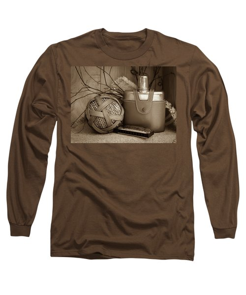 Memories Of The Past Long Sleeve T-Shirt