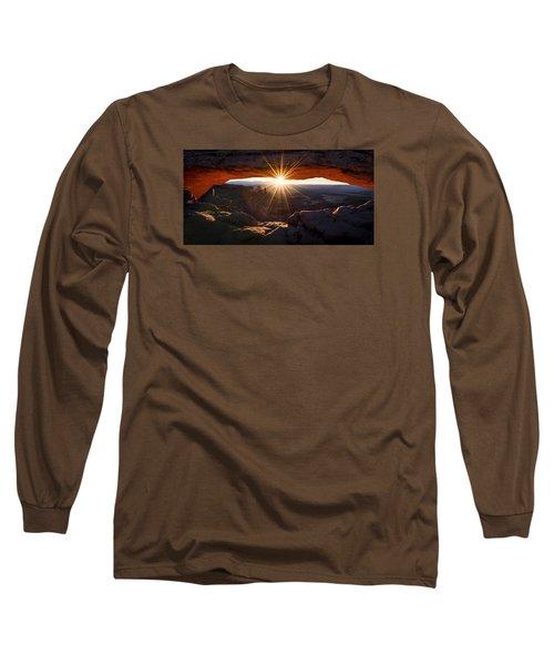 Mesa Glow Long Sleeve T-Shirt by Chad Dutson