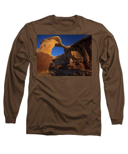 Metate Arch Long Sleeve T-Shirt