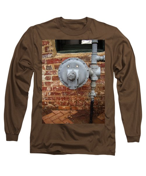 Meter In Athens Ga Long Sleeve T-Shirt