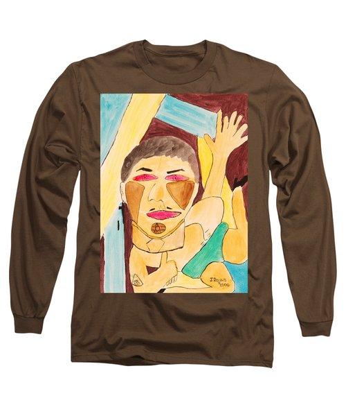 Metro Beauty Long Sleeve T-Shirt