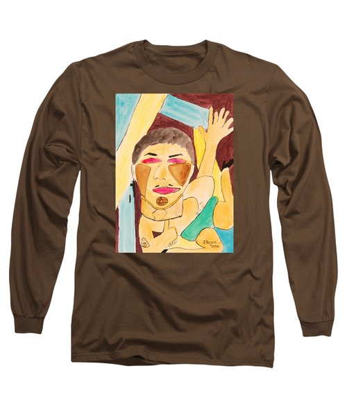Metro Beauty Long Sleeve T-Shirt
