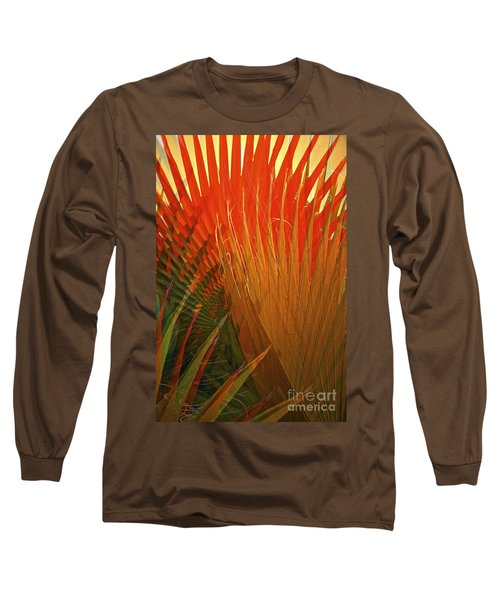 Mexican Palm Long Sleeve T-Shirt