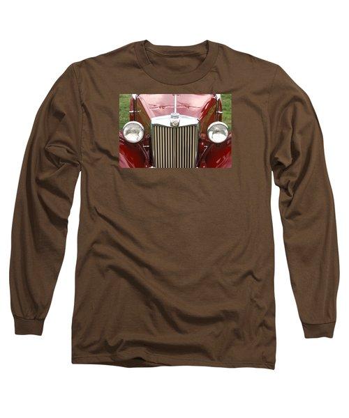 MG Long Sleeve T-Shirt by George Robinson