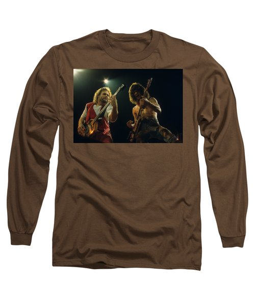 Michael And Eddie Long Sleeve T-Shirt