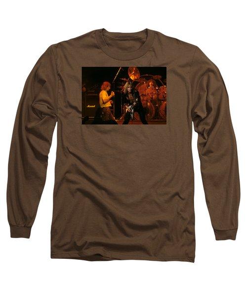 Michael Schenker Of Ufo Long Sleeve T-Shirt