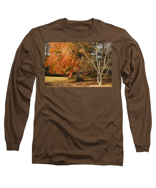 Michigan Autumn 1 Long Sleeve T-Shirt