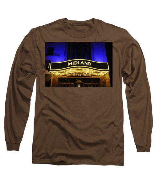 Midland Theater Long Sleeve T-Shirt