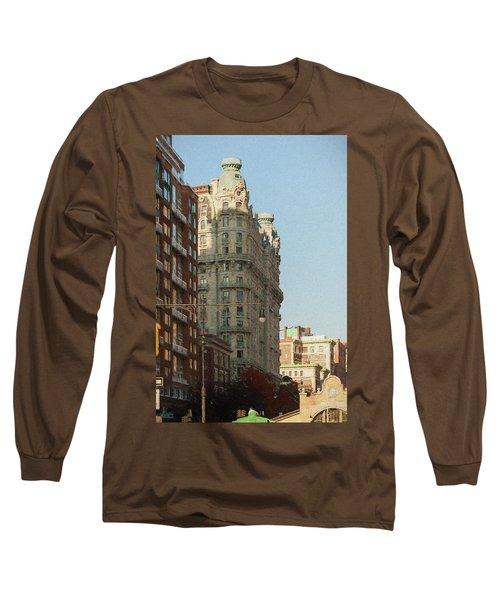 Midtown Manhattan Apartments Long Sleeve T-Shirt