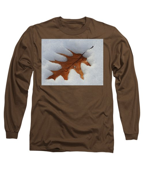 Mighty Oak Long Sleeve T-Shirt by Betty-Anne McDonald