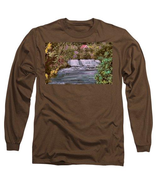 Millstream Long Sleeve T-Shirt by John Selmer Sr
