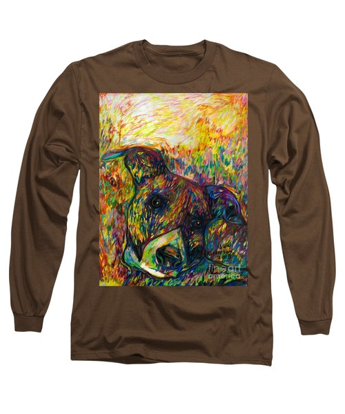 Milo Two Long Sleeve T-Shirt