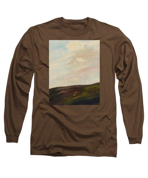 Mindful Landscape Long Sleeve T-Shirt