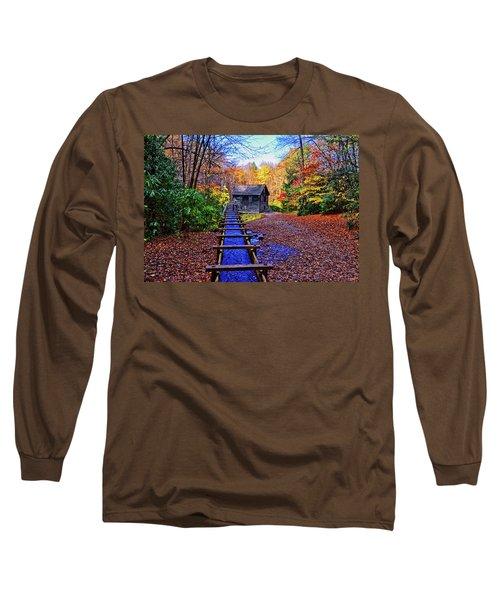 Mingus Mill 002 Long Sleeve T-Shirt by George Bostian