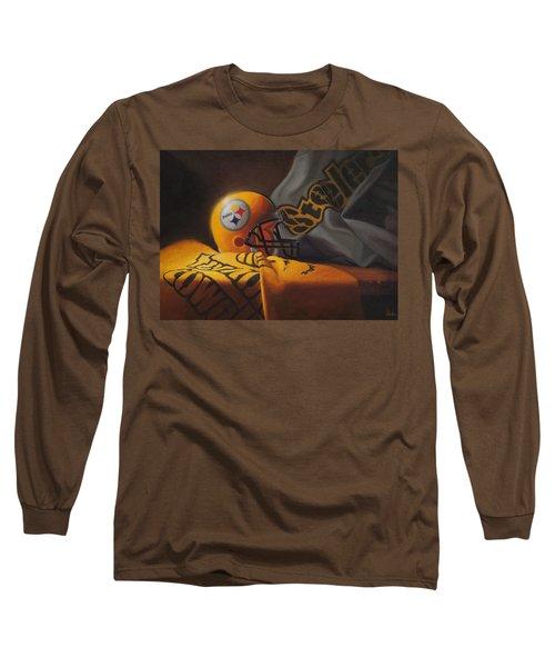 Mini Helmet Commemorative Edition Long Sleeve T-Shirt