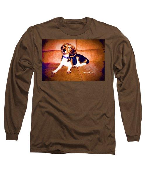 Mischievous Harley Long Sleeve T-Shirt