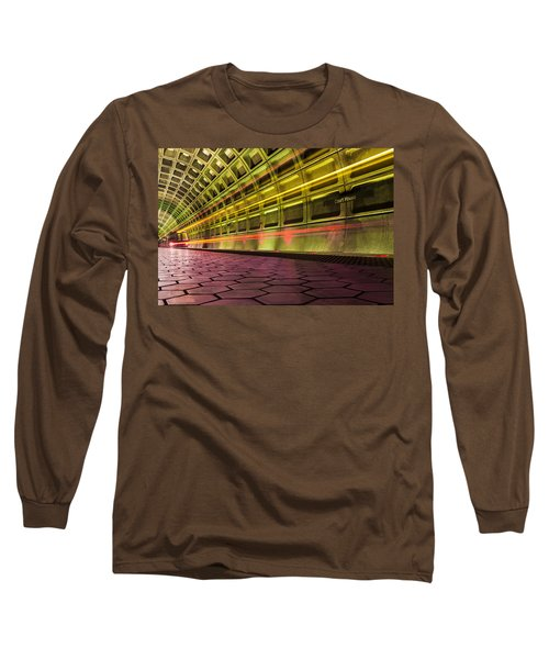 Missed Train Long Sleeve T-Shirt