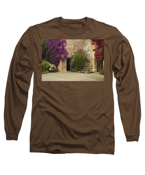 Mission Stairs Long Sleeve T-Shirt