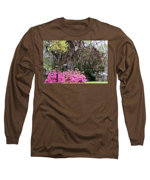Mississippi Charm Long Sleeve T-Shirt