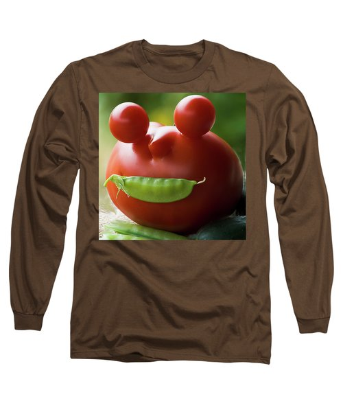 Mister Tomato Long Sleeve T-Shirt