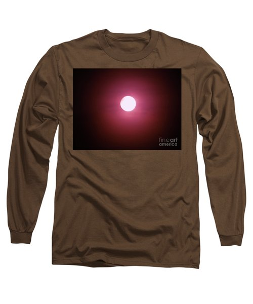 Misty Moon Long Sleeve T-Shirt