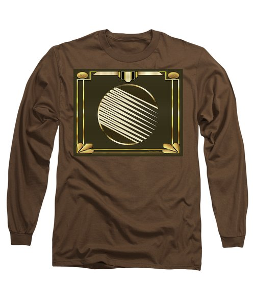 Mocha 1 - Frame 1 Long Sleeve T-Shirt