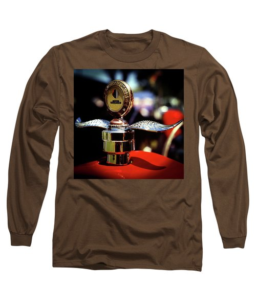Model T Tempreature Gauge Long Sleeve T-Shirt