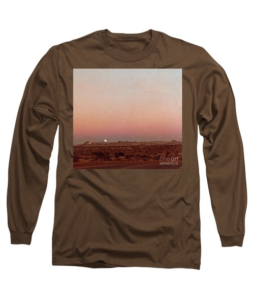 Mojave Sunset Long Sleeve T-Shirt